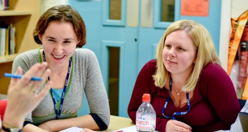 Oxfordshire Teacher Training Session